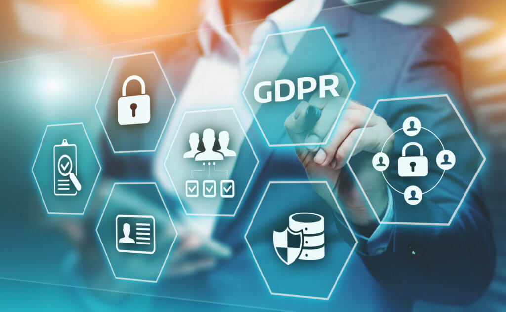 GDPR General Data Protection Regulation Business Internet
