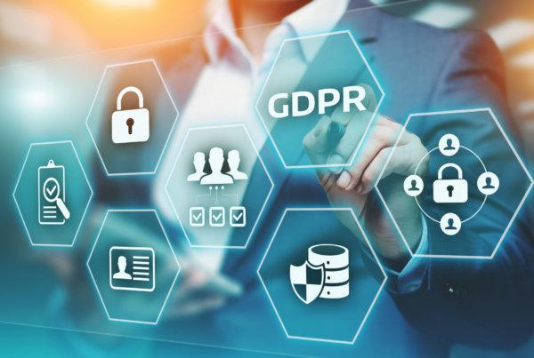 GDPR General Data Protection Regulation Business Internet